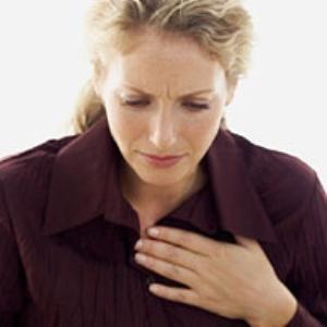 Симптомы болезней - Боль в груди