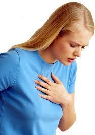Симптомы болезней - Одышка