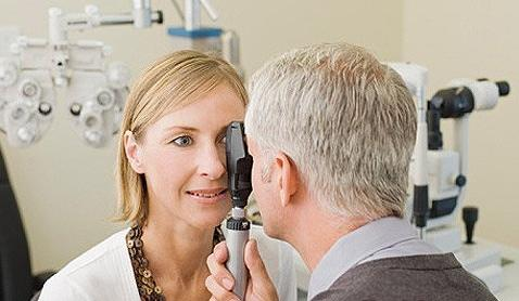 Симптомы болезней - Снижение остроты зрения в сумерках